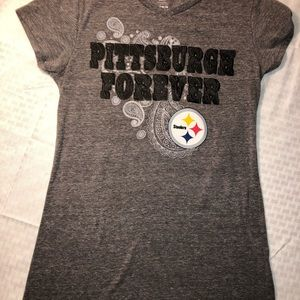 Official NFL Pittsburg Steelers T-shirt M